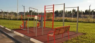 Спортивные площадки для Workout