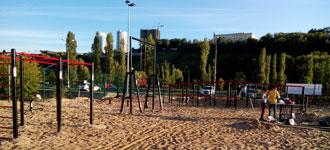Спортивные площадки ГТО